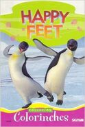 Happy Feet - Drawing Book