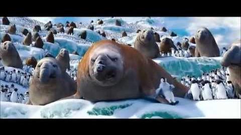 Happy Feet 2 - Elephant Seal Rumble
