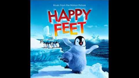 Happy Feet Soundrack Prince The Song of the Heart HQ Lyrics 1