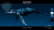 Happy Feet 2 Reel - Turn Table Humpback Whale
