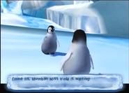 Race Gloria to Penguin Elementary - Gloria and Mumble ending