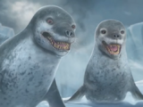 Leopard Seals (Happy Feet Two: The Video Game)