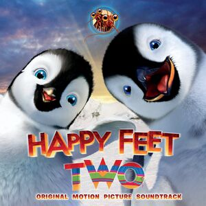 Happy Feet Two Soundtrack