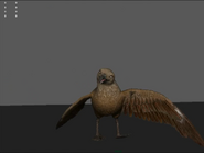 Skua walking test (Happy Feet 2 Game)