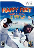 Happy Feet Two The Videogame (Wii) (NA)