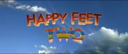 Happy Feet Two logo in trailers