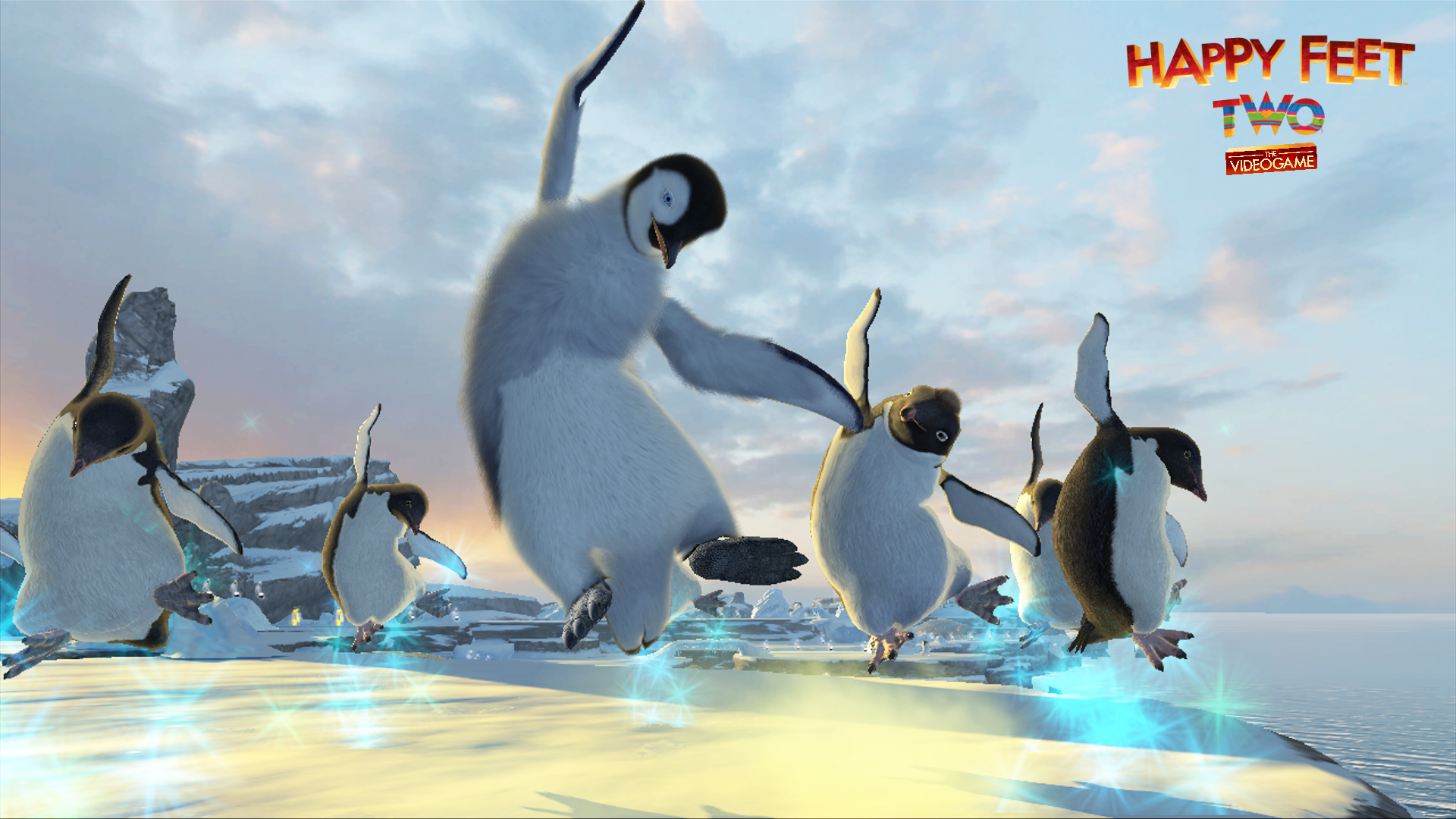 image - happy feet two the videogame 8 | happy feet wiki