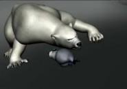 Polar bear in HF2 Reel