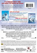 Happy Feet 1 & 2 Collection Back Cover