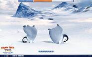 DJ Dancing Penguins Concert Effect 1