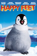 Happy feet keyart