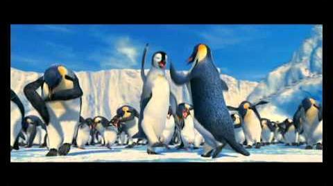 Happy Feet Ending Song Scene - I Wish Reprise