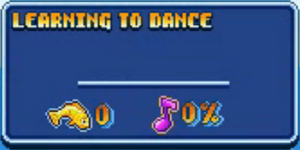 Learning to Dance level