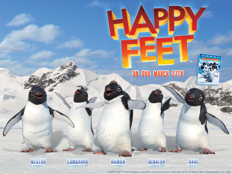 loveless happy feet