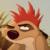 The Lion King 3 - Rock Timon Icon