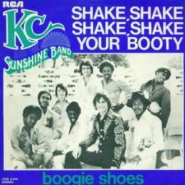 Kc shake booty single