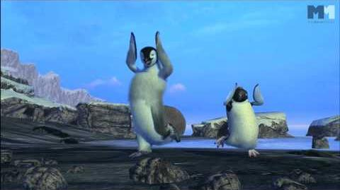 Happy Feet 2 E3 reveal trailer (2011)