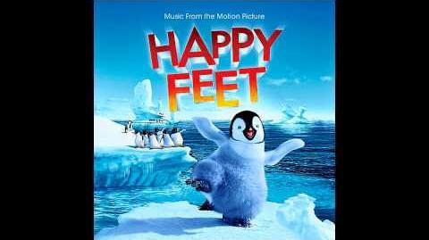 Happy Feet Soundtrack - Fantasia, Patti LaBelle, and Yolanda Adams - I Wish (HQ) + Lyrics