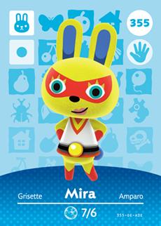 Mira Card
