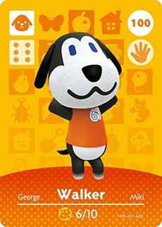 WalkerCard