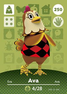 Ava Card