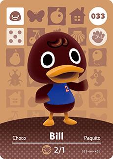 BillCard