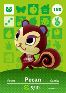 Pecan Card