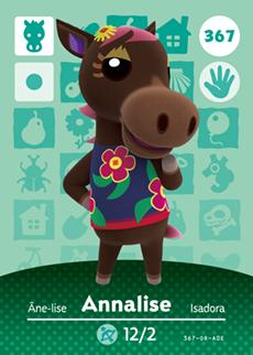 Annalise Card