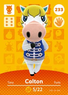 Colton Card