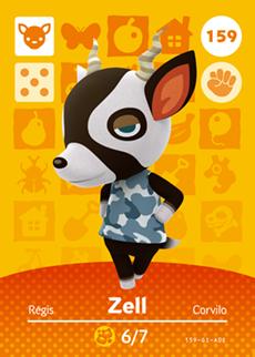 Zell Card