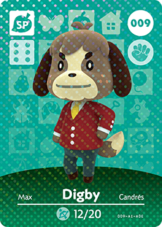DigbyCard