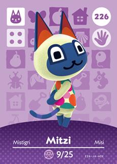Mitzi Card