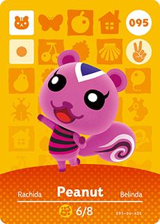 PeanutCard