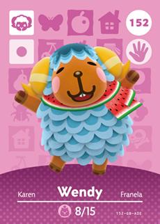Wendy Card