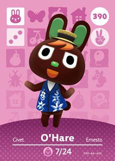 O'Hare Card