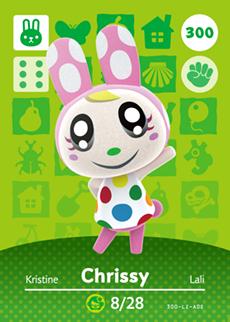 Chrissy Card