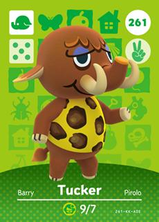 Tucker Card