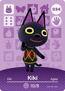 KikiCard