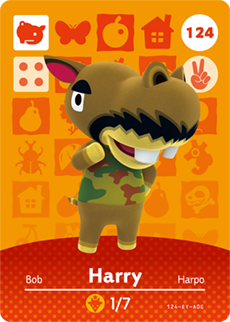 Harry Card