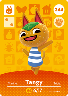 Tangy Card