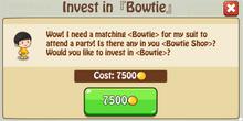 Invest Bowtie
