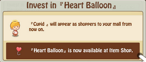 Invest Heart Balloon 2