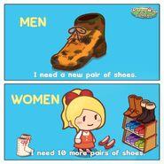 Shoe Comic