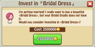 Invest Bridal Dress 1