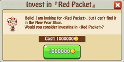 Invest Red Packet 1