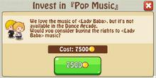 Invest CD