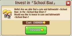 Schoolbag Invest 1
