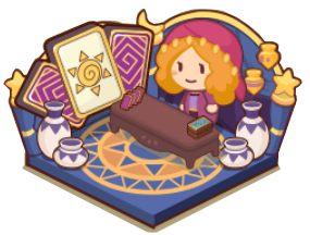 Tarot Card Shop | Happy Labs: Happy Mall Story Wiki | FANDOM powered