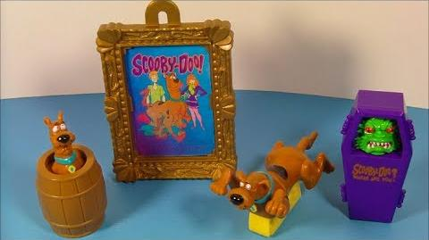 Scooby-Doo (KFC, 1997)