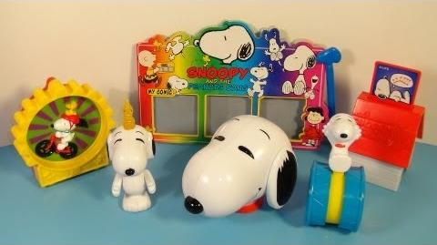 Snoopy and the Peanuts Gang (Wendy's, 1998)